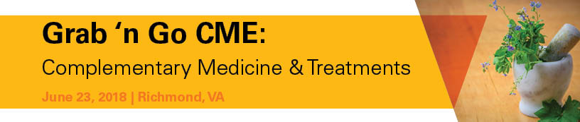 Grab 'n Go CME - Complementary Medicine Banner