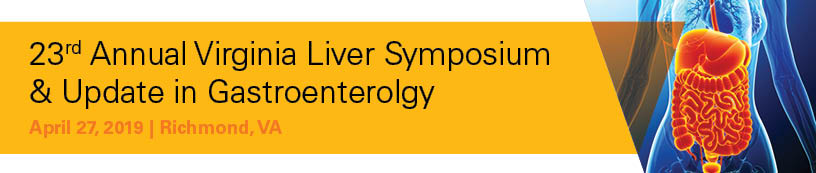 The 23rd Annual Virginia Liver Symposium & Update in Gastroenterology Banner