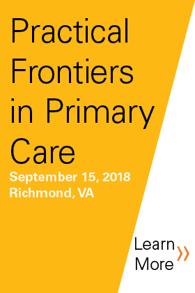 Practical Frontiers in Primary Care Banner