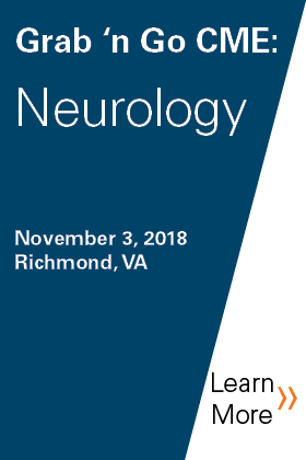 Grab 'n Go CME - Neurology Banner