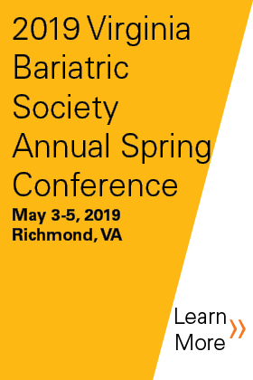 2019 Virginia Bariatric Society Annual Spring Conference Banner