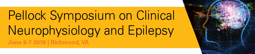 Pellock Symposium on Clinical Neurophysiology and Epilepsy Banner