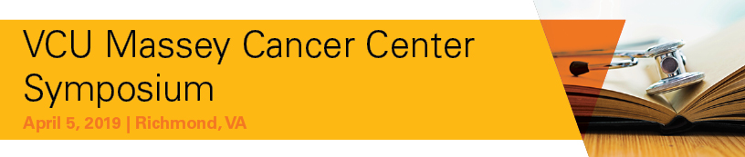 VCU Massey Cancer Center Cancer Symposium Banner