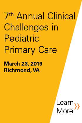 7th Annual Clinical Challenges in Pediatric Primary Care Banner