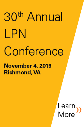 30th Annual LPN Conference Banner