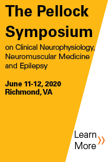 The Pellock Symposium on Clinical Neurophysiology, Neuromuscular Medicine and Epilepsy Banner