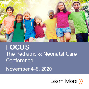 2020 FOCUS: The Pediatric and Neonatal Care Conference Banner