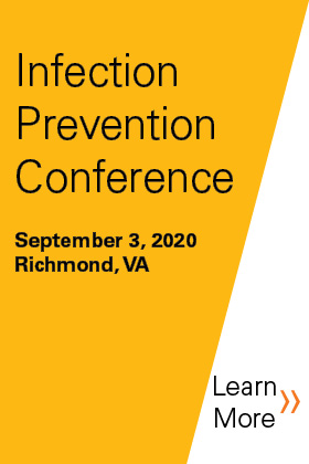 5th Annual Infection Prevention Conference Banner
