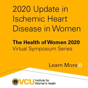 HOW 2020 Update in Ischemic Heart Disease in Women Banner