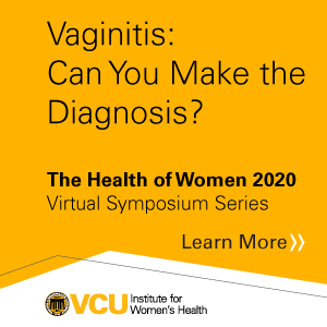 HOW Vaginitis: Can You Make the Diagnosis? Banner