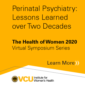 HOW Vivian Pinn Women's Health Research Keynote Perinatal Psychiatry: Lessons Learned over Two Decades Banner