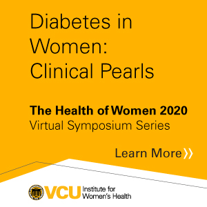HOW Diabetes in Women: Clinical Pearls Banner
