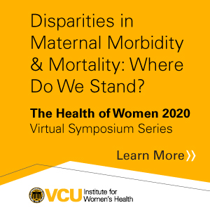 HOW Disparities in Maternal Morbidity & Mortality: Where Do We Stand? Banner