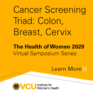 HOW Cancer Screening Triad: Colon, Breast, Cervix Frances Casey, MD; David Johnson, MD and Kandace McGuire, MD Banner