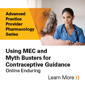 Using MEC and Myth Busters for Contraceptive Guidance Banner