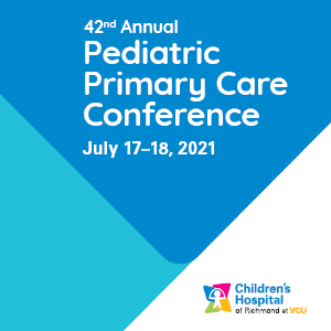 42nd Annual Pediatric Primary Care Conference Banner