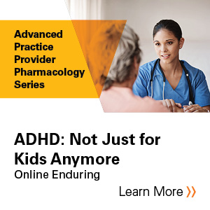 ADHD: Not Just for Kids Anymore Banner