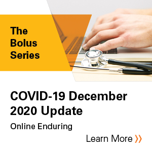 COVID-19 December 2020: Update Banner