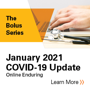 January 2021 COVID-19 Update Banner