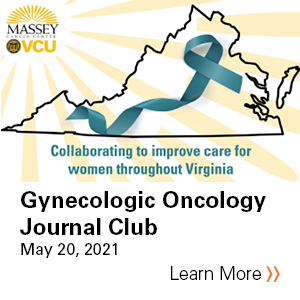 Gynecologic Oncology Journal Club - May 20, 2021 Banner