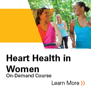 Heart Health in Women Banner