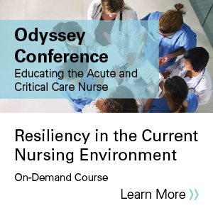 Resiliency in the current nursing environment Banner