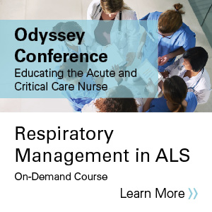 Respiratory management in ALS Banner