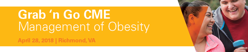 Grab 'n Go CME - Management of Obesity Banner
