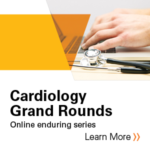 Cardiology Grand Rounds- Pharmacotherapy for COVID-19 pneumonia: a clinical translational update Banner