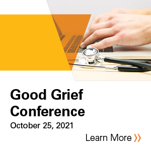 2021 Good Grief Conference Banner