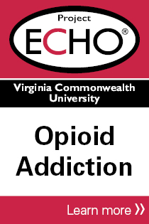Project ECHO- Opioids - Grief Impacting Recovery Banner